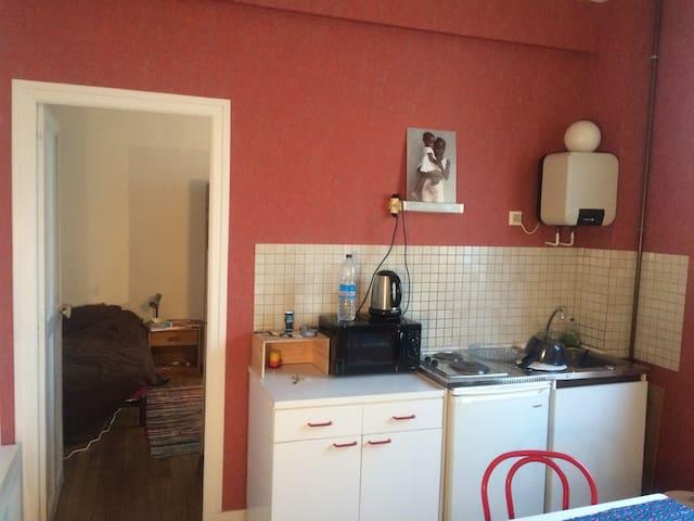 Appartement de 30m2 proche de saint Anne - Rennes - Apartamento
