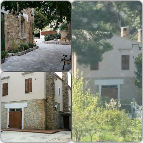 Affittasi Casolare colline salemi - Salemi - 別墅