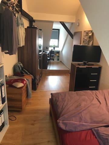 Wohnung im Herzen Wittenbergs - Lutherstadt Wittenberg - Byt