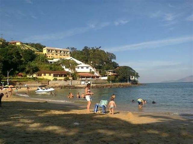 Casa praia Ibicuí - Mangaratiba