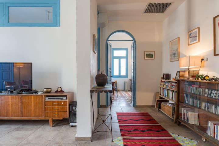 Beautiful Beach apartment in Jaffa