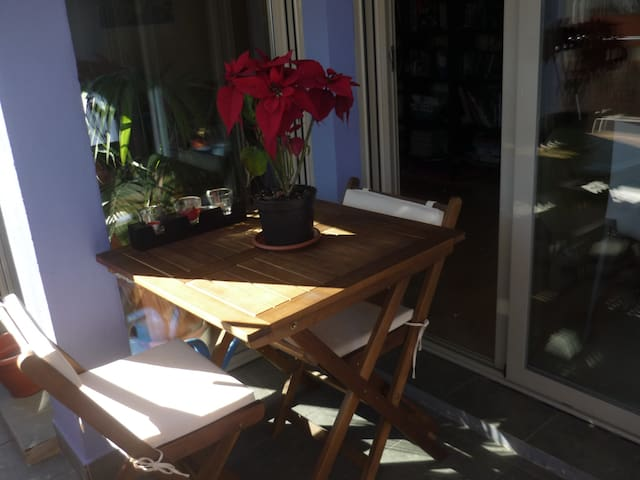 Duplex luminoso y tranquilo en Rocafort - Rocafort