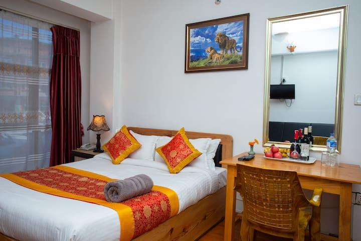 Buddha Double Room, Room for Meditation