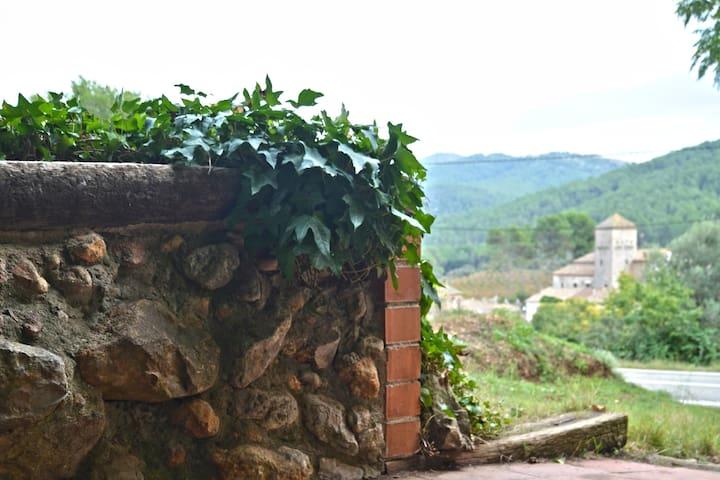 Habitación individual en La Ruta del Vino
