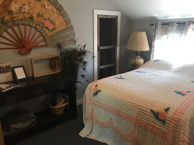 """The """"Aviary Room"""" at Better Farm"""