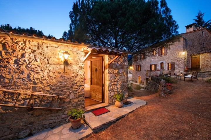 Chambre d'hôtes entre Côte d'Azur et Verdon
