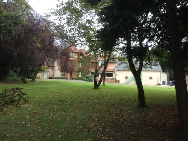 La Crépinière - Maison de Charme - Guipry - House