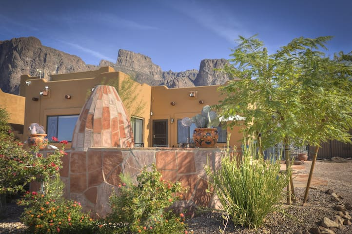 Stunning Mountain and Desert Views To Die For! - Apache Junction - Casa
