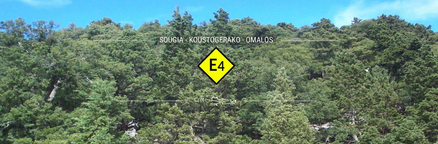 E4 European long distance path