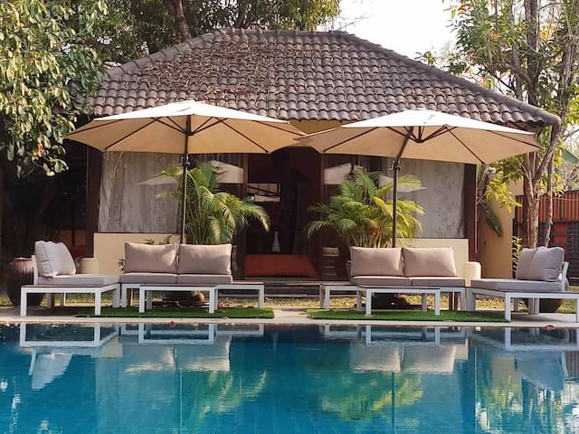 Villa Shade, Private Pool Bungalow of 40 sqm