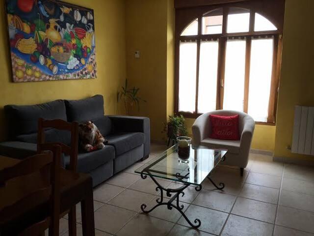 Precioso piso en el Centro de Irun - Irun - Apartamento