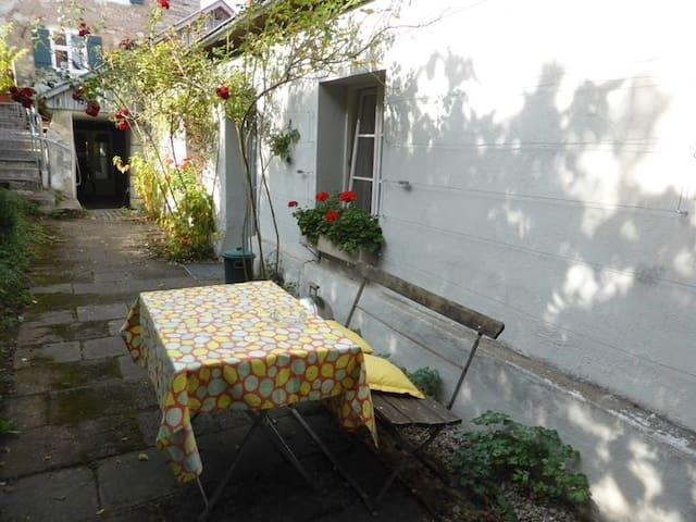 Dinkelsbühl,  Wohnung ca 40qm