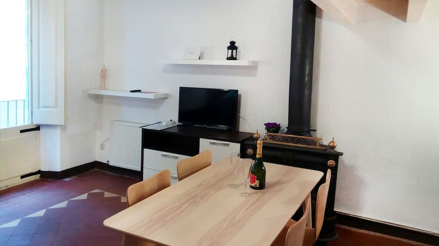Beautiful apartment in Costa Brava (WIFI 20Mb) - Torroella de Montgrí - Apartment