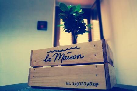 """""""La Maison"""" appartamento centro città"""