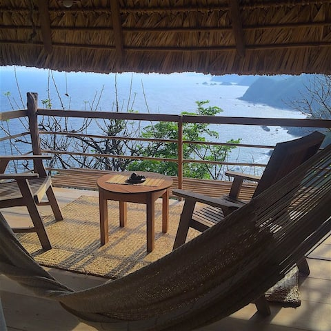 Exclusive Cabin on a cliff in Ecological Reserve