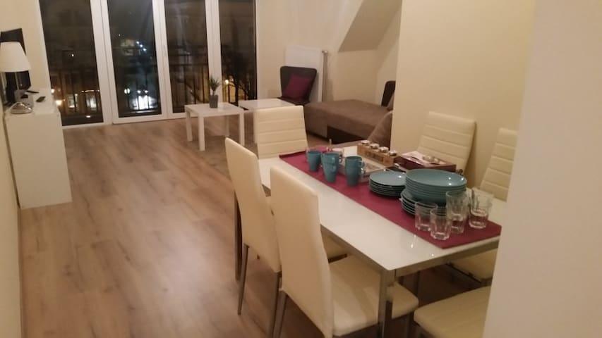 Luxuslakás Kecskemét szivében - Kecskemét - Apartamento