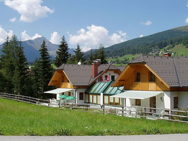 Ferienhaus Alpenblick5 - Steir. Krakau/Kreischberg - Krakauschatten - Apartment