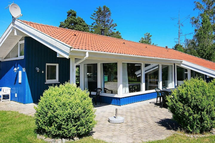 Lavish Holiday Home in Falster with Sauna