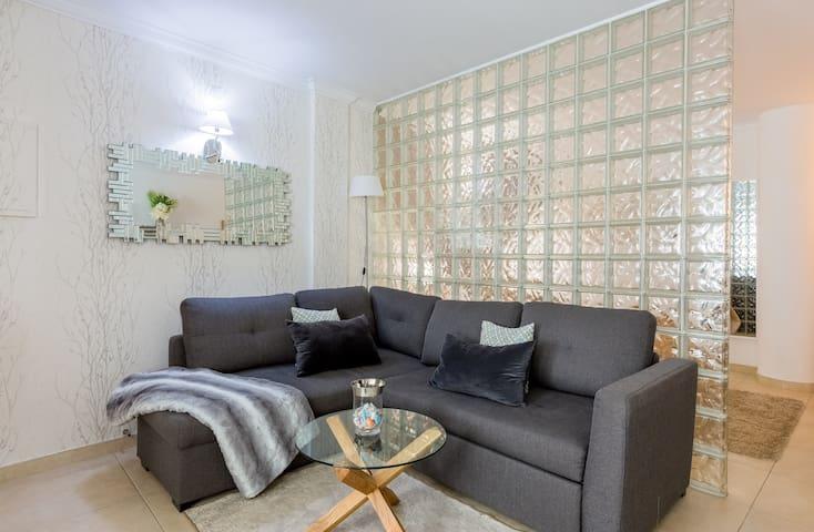 Plaza apartment: Luxury vacations
