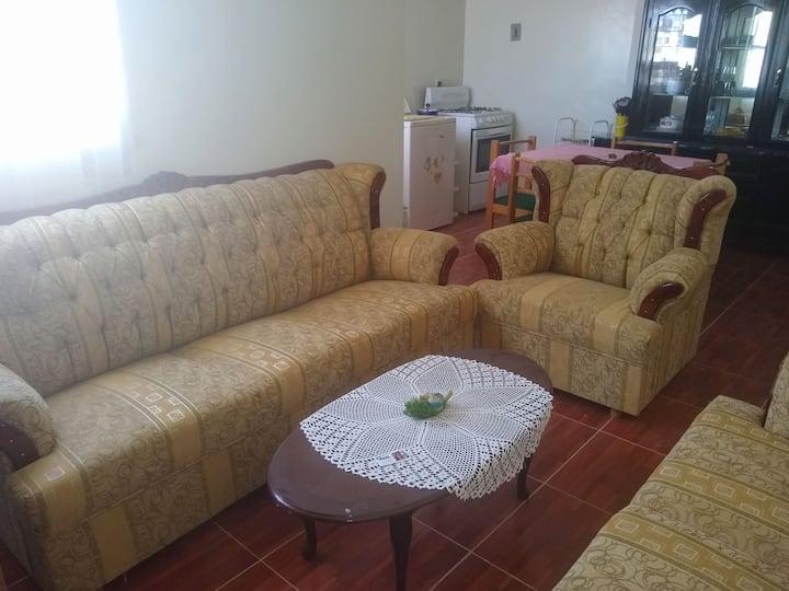 Renta de departamento en Apizaco Tlaxcala