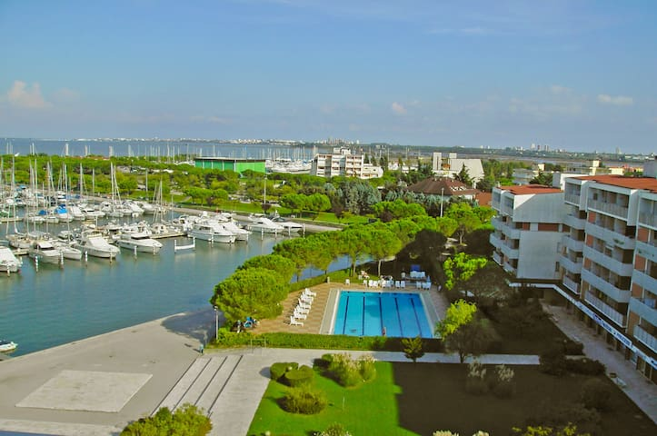 VAPR Luxury Villa with pool close to Lignano - Bevazzana - Huis