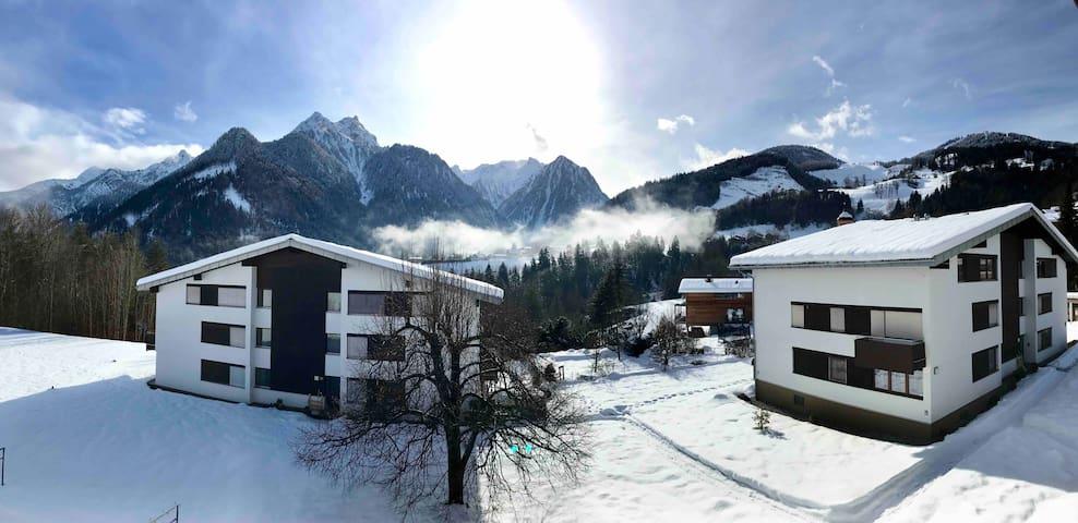Appartement Rosa -  unsere Rose in den Alpen