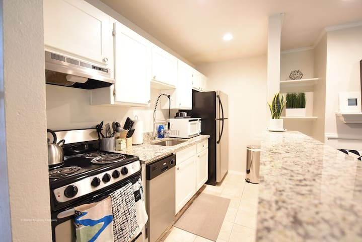 Stylish & Urban Luxury Condo, close to Downtown