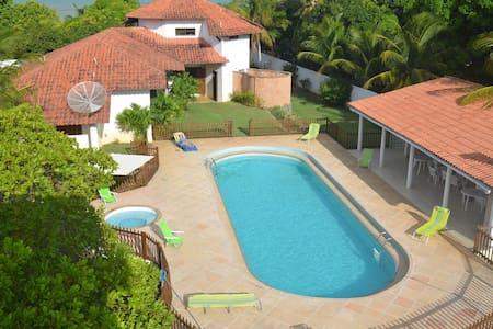 Casa Q Coisa ,on Smokey Hill , Cumuruxatiba, Bahia - Cumuruxatiba - Haus