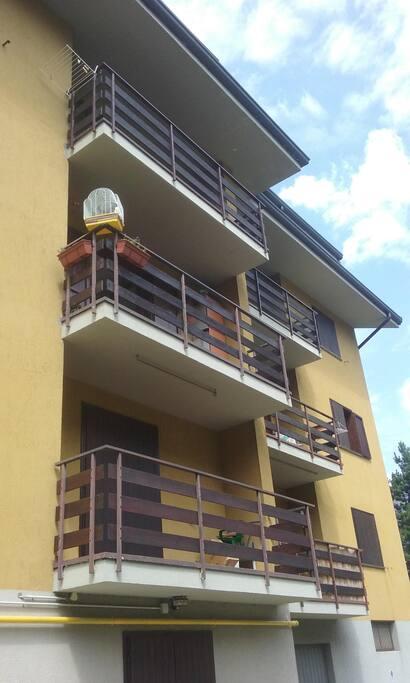 appartamento 2 piano