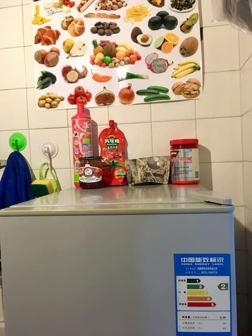 厨房&冰箱Kitchen