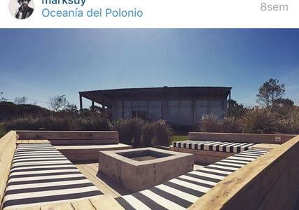Casa de playa Oceania del Polonio. - Oceanía del Polonio
