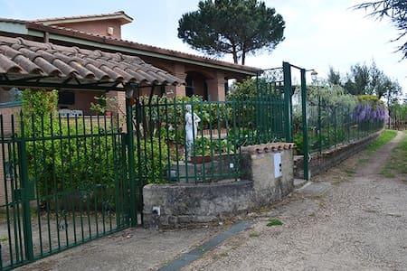 Wonderful country house near Rome - Velletri