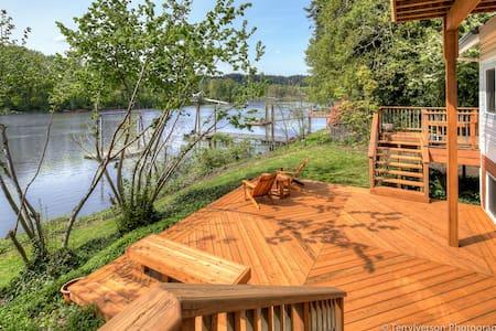 PDX Riverfront Ground Floor Suite - Portland - Huvila