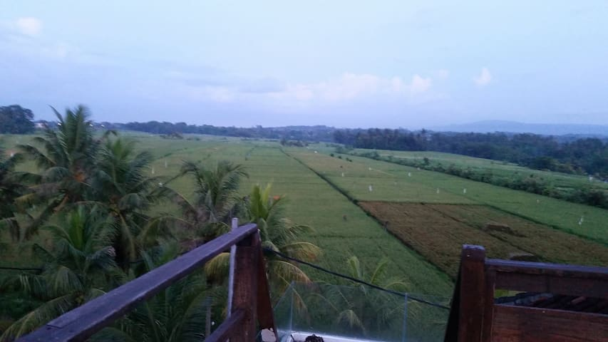 Cozy deluxe room with charming view - Tabanan