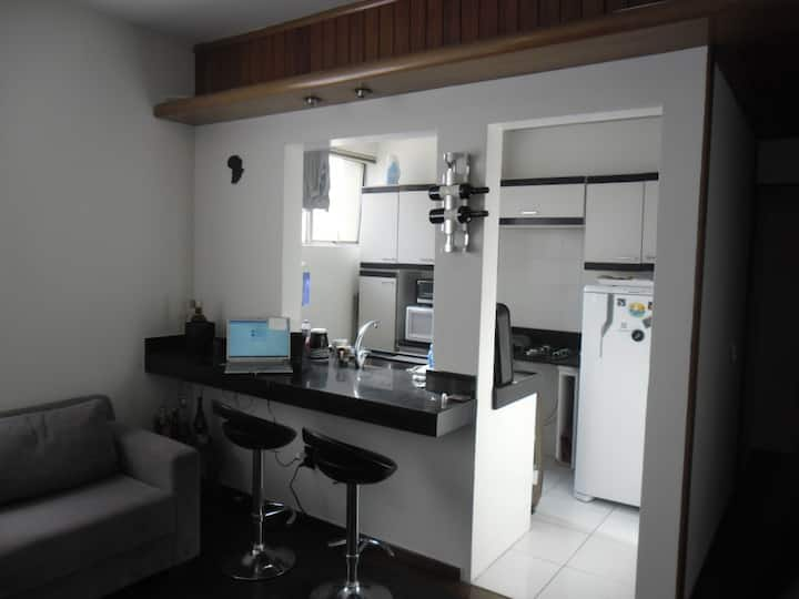 Flat full for two people / couple