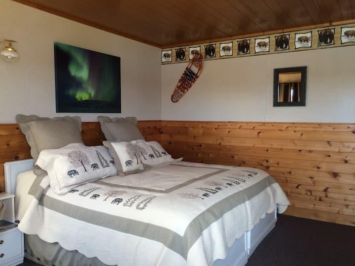 Caribou Lodge Alaska - Cabin 3