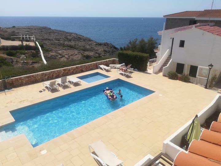 Apartament Menorca Mar para 2  personas. Un tesoro