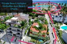 Corales Colonial A4 Beach