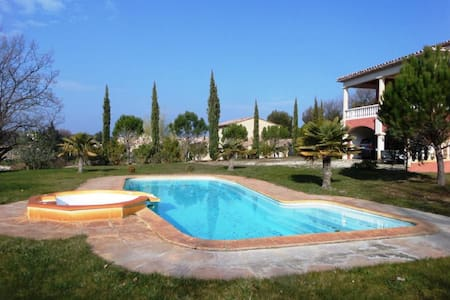 Bastide Les Vignes Rouges - Vaison-la-Romaine - Bed & Breakfast