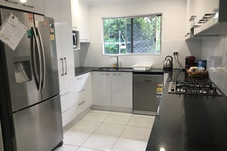 4 Bed,whole house with yard, full aircon & coffee