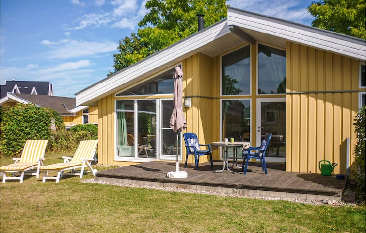 Awesome home in Rechlin with Sauna, WiFi and 2 Bedrooms