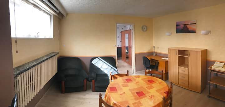 Appartement 36 m2 - 2 grandes pièces