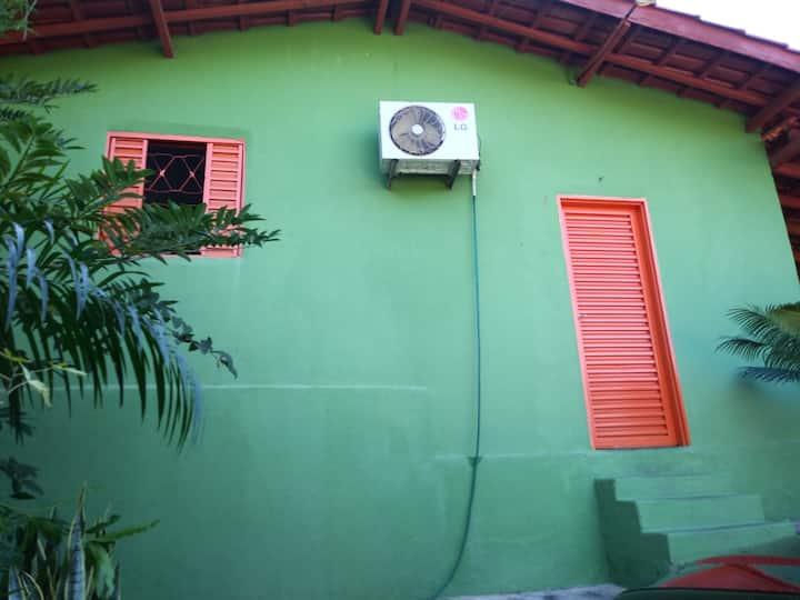 Casa de Aluguel por Temporada para até 16 pessoas