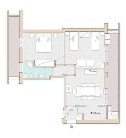 La tua casa ad un passo dal mare - Marina di Castagneto Carducci - Apartamento