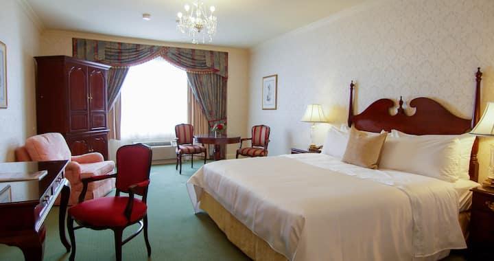 Apartment Suite #202 at The Bristol Hotel