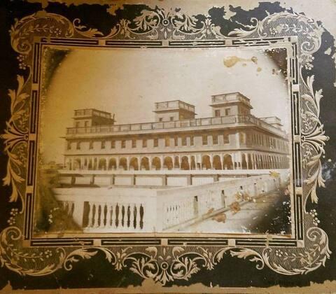 Parasrampuria Heritage Haveli (Luxury Room)