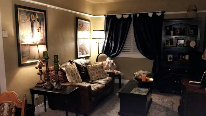 Entire  furnished Apartment #4 downtown 5th street