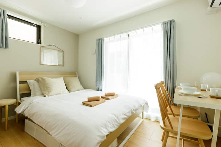 4 min to SKYTREE ★ Japanese Apartment #1