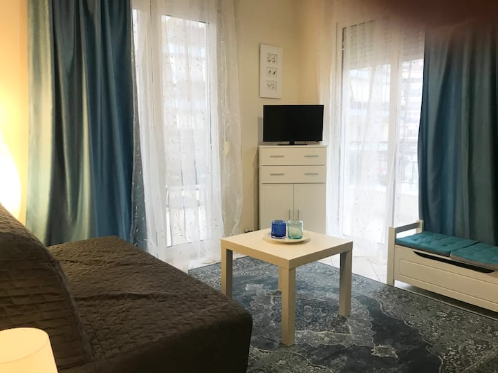 Peaceful apartment in Serres