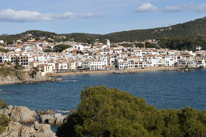 View from Camí de Ronda